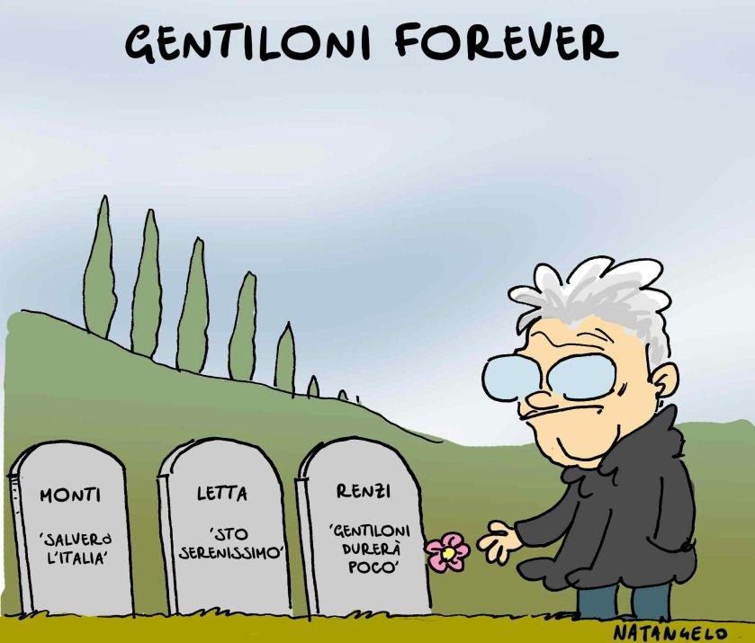gentiloni forever